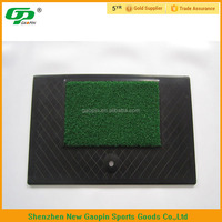 golf driving range mat