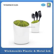 customed design 2015 Popular FDA standard silicon plastic nylon kitchen ware Plastic injection mould