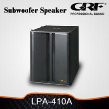 pro audio speakers for sale GRF line array subwoofer