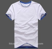 New brand t shirts for men short sleeve crew neck casual style men tshirt 2014 fashion summer T-shirts Men's plus size clothing