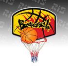 Slam dunk interior/exterior aro de basquetebol set