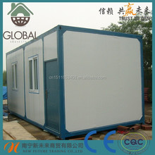 Economical good insulated prefabricated container house
