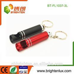 Factory Bulk Sale Black Aluminum Bright Handheld bottle opener key chain