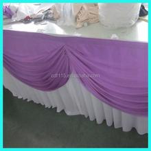 knitting table skirt #KTS019