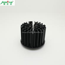 2015 most popular aluminum cold forging pin fins heatsink