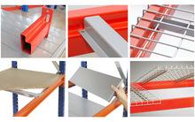 heavy duty steel storage & retrieval systems