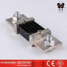 2015 hot sales manganin dc ammeter shunt resistor