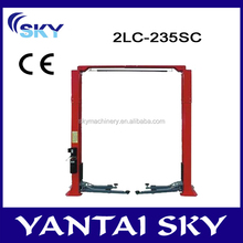 CE approved hydraulic system cheap used car lifts for sale