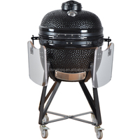 TOPQ korean bbq grill equipment for restaurant kamado no smoke bbq grills