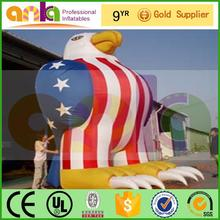 2015 Fashionable giant inflatable worm with good quality