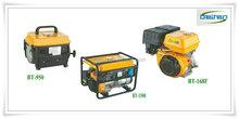 Home Light Power Low Noise 450 Watt Gasoline Generator For Export