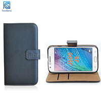 Hot Selling For Samsung Galaxy J5 J500 Bookstyle Side Flip Leather Wallet Cover
