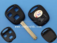 KEY Lexus 3 buttons remote car key case with TOY 40 blade