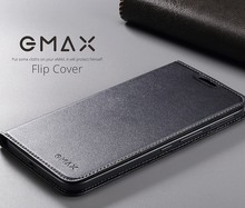 New Arrival Flip Leather Case for UMI eMax Mobile Phone screen protective cases cover gray silver color