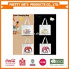 promotional custom-made uv color change tote bags
