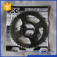 SCL-2013010272 Chinese wholesaler sale Rear Sprocket for DT125 Motorcycle Spare Parts