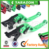 Tarazon cnc and anodized aluminum alloy motorcycle hand brake lever
