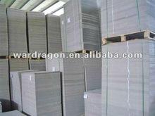 Duplex paper stocklot grey back paper board
