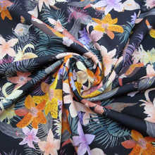 New Style Digital Print Cotton Fabric Poplin Wholesale For Garment
