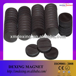 round rubber magnet manufacturers