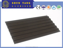 6061/6063 beautiful color coated aluminum profiles for window and door frames