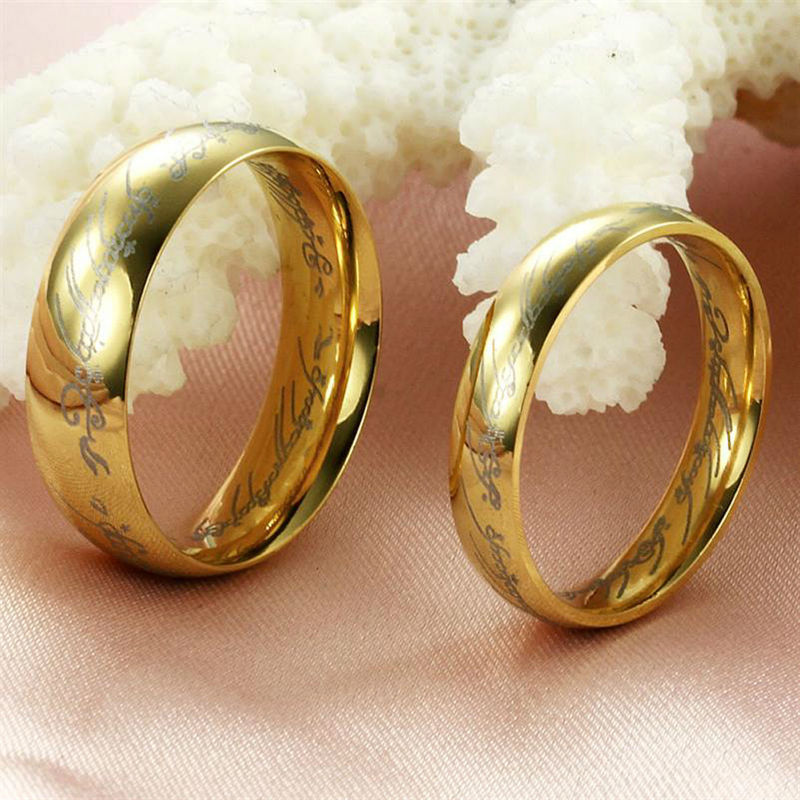on wedding com unisex print muslim jewelry rings muhammad islamic item accessories gift gold arabic aliexpress quran shahada in from