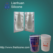 liquid silicon rubber for poly craft gypsum column concrete stone, fiber, PU/poly resin, candles