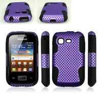 for samsung galaxy pocket S5300 silicone pc cases