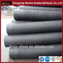 Customized Large Diameter Corrugated/Smooth Surface Oil Suction And Discharge Rubber Pipe With Factory Price