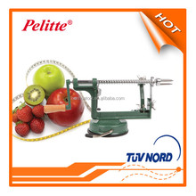 Stainless Steel apple peeler corer slicer /apple corer machine