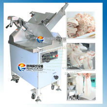FQP-380 Fast-Speed Freezing Chicken Slicing Machine (100% Stainless Steel) SKYPE:selina84828 TEL:0086-18902366815....Nice!