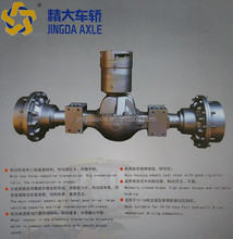 China's first manufacturer GY1220 Full hydraulic drive axleXCMG OFFICIAL Parts Manufacturer