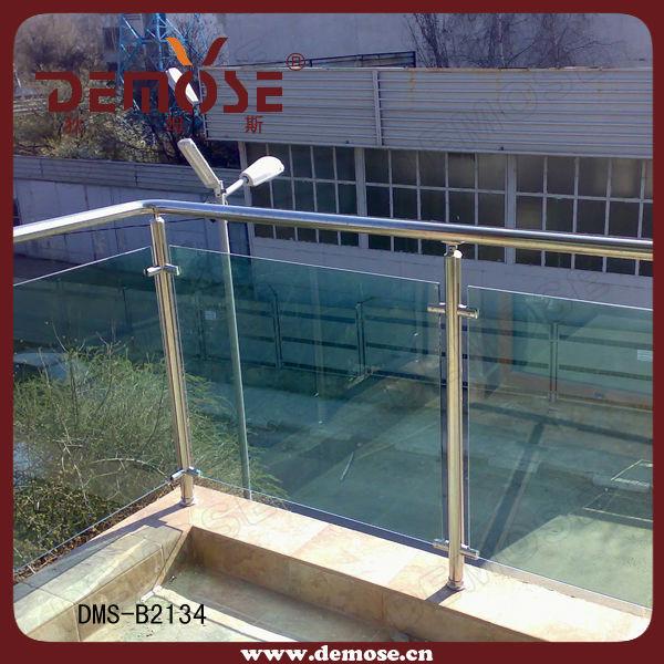 Außen modernen garten treppe geländer design brüstung und geländer ...