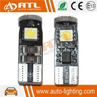 Factory Supply 2 years warranty t10 5w5 canbus car led auto bulb