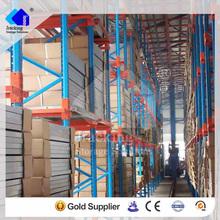 Hot sell longspan warehouse storage Pallet Rack,China Nanjing Jracking selective pallet rack American pallet racking