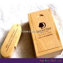 wooden usb flash driver