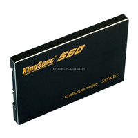 """Kingspec SSD 2.5"""" 128GB SATA III SLC Solid State Drive for PC CE,RoHS,FCC Certification"""