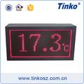 tinko estado normal de color rojo pantalla led de visualización de la temperatura hecho en china t32a