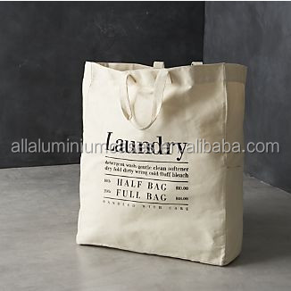 Canvas Laundry Bag With Handles White Canvas Bag Buy