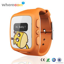 Hot High Quality Anti Lost Kids Smart Watch Phone GPS Tracker with Competitive Price From Chinese Factory