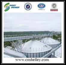 Steel Grain Belt Conveyor For Sale