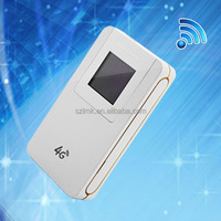 OLED hand-held multi module LED display 4G LTE wireless wifi router