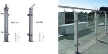 Balcony Stainless Steel Railing Design ISO9001 JG-S018 manufacturer