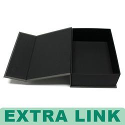 Custom Recyclable Magnetic Closure Cardboard Pencil Case, Paper Pencil-Box