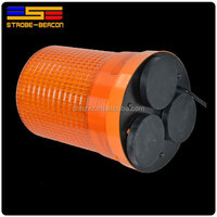 Creative top sell security rotating beacon light 12v