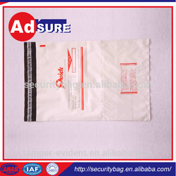 Plastic recyclable shopping bags plastic cosmetic bag with great price