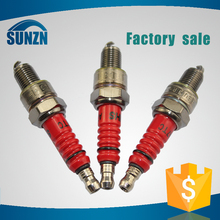 2015 new products good material spark plugs for motorcycles