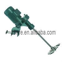 Zonre liquid industrial stainless water treatment portable agitator