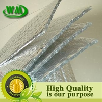 aluminum foil laminated bubble thermal insulation strong your roof