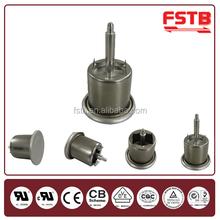 Bimetal disc thermostat for rice cooker/KSD312